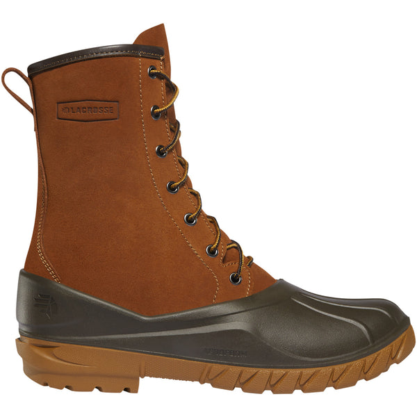 Aero Timber Top Boot - Clay Brown - 10""