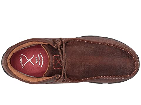 Twisted X Chukka Driving Moc Copper