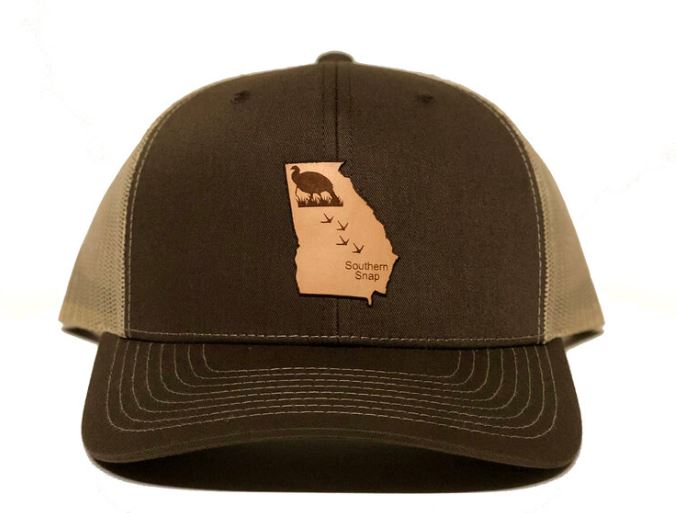 Turkey Trails Georgia Trucker Hat