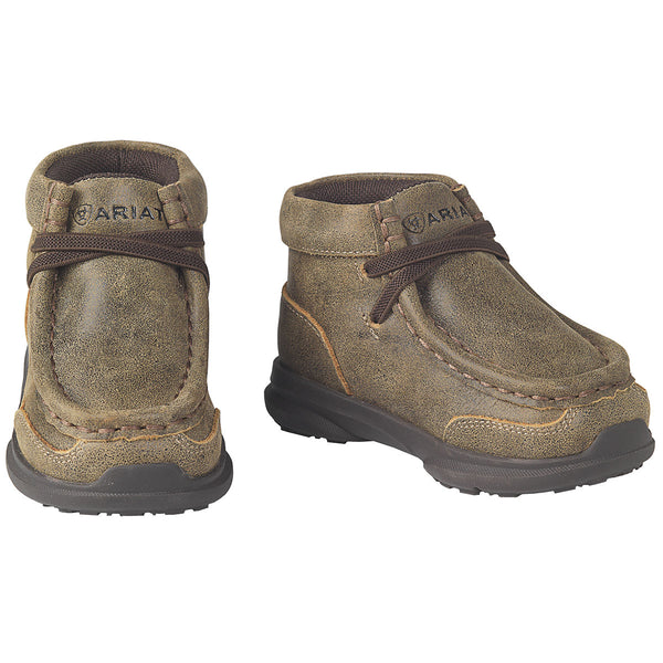 Ariat Boy's Andrew Natural Casual Shoes