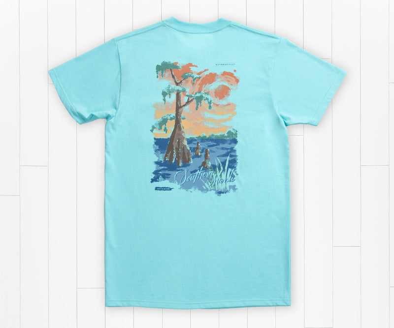 Southern Horizons Cypress - Antigua Blue