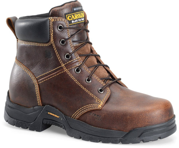 "Carolina Men's 6"" Broad Steel Toe Work Boot"