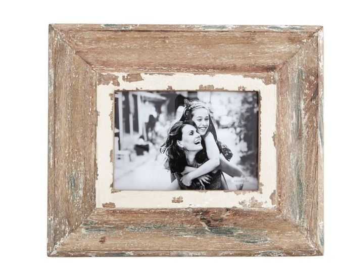 MEDIUM WOOD WEATHERED FRAME