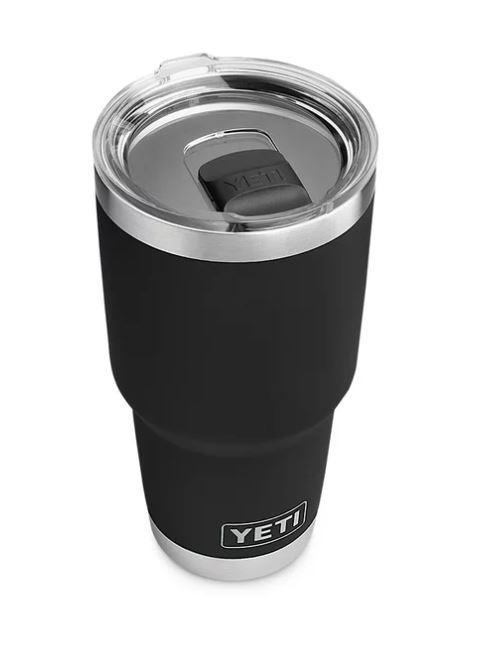 Rambler 30 oz Tumbler with Magslider Lid - Black