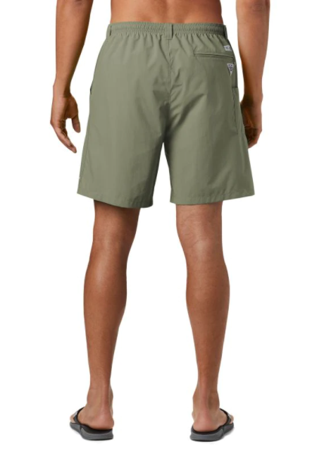 Men's PFG Backcast III Water Shorts - Cypress 8""