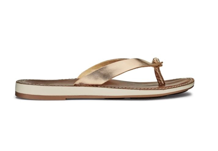 Nōhie Women's Leather Beach Sandals