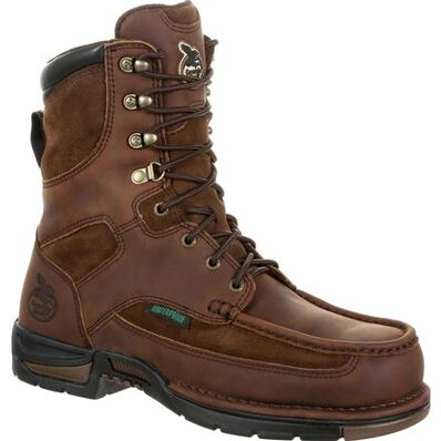 Georgia Boot Athens Steel Toe Waterproof  Work Boot