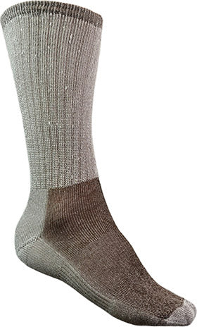 Two Pair Georgia Boot Dry Knit Crew Socks (U.S.A. Made) - XL