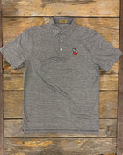 Performance Polo Grey/White State