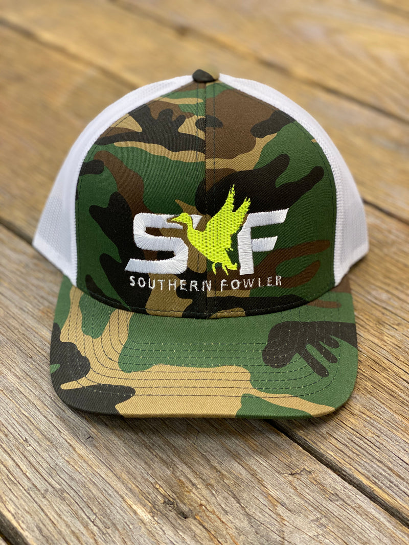 Camo Southern Fowler Hat
