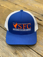 Southern Fowler Hat - Blue, White and Orange SFC