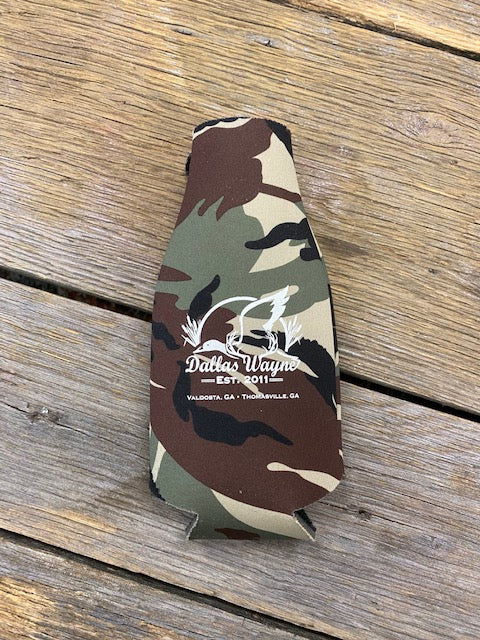 Bottle Koozie - Camo