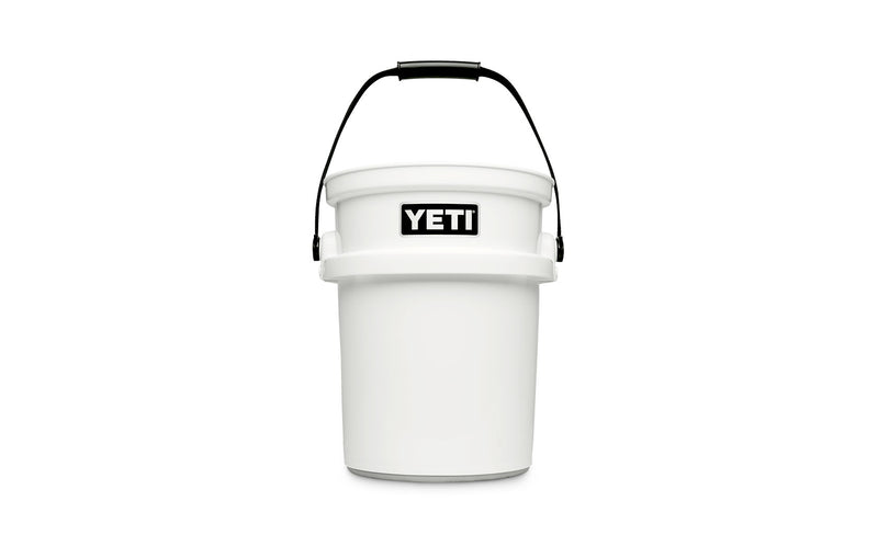 LoadOut Bucket - White