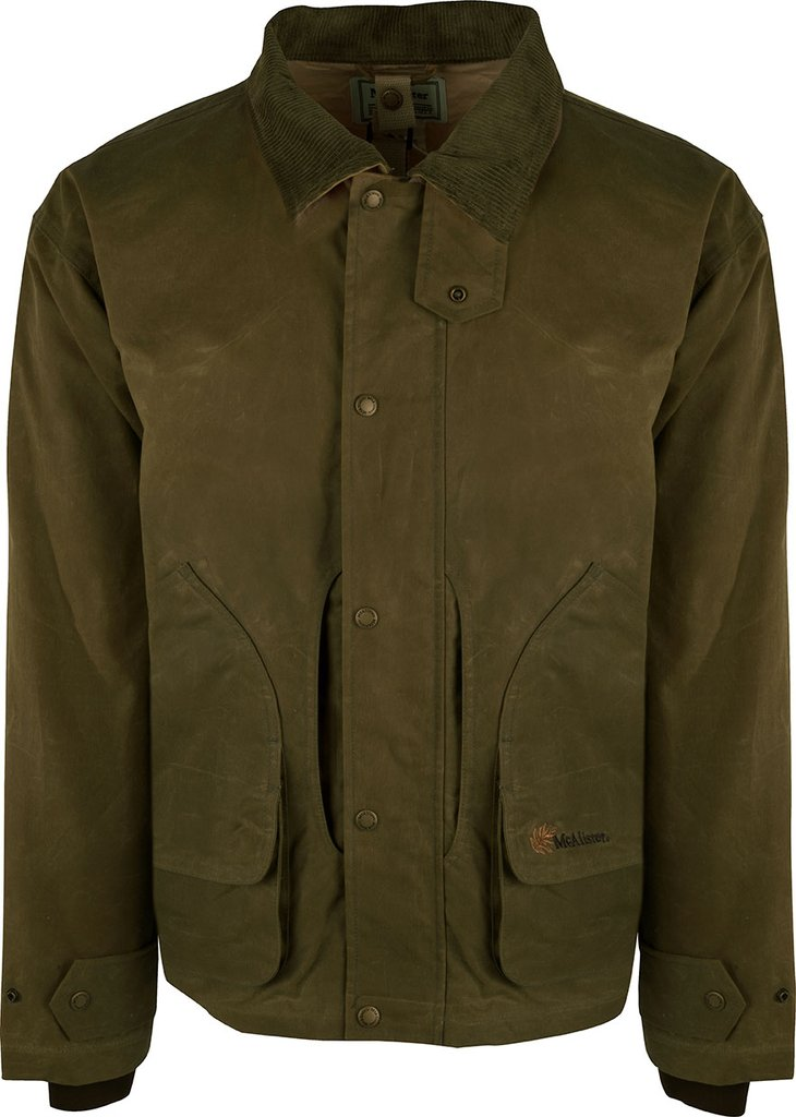McAlister Wax Canvas Field Jacket