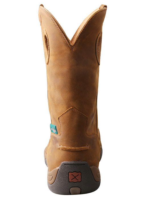Twisted X Composite Toe Pull-On Hiker Boot - 11""
