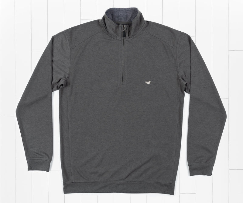 Downpour Dry Performance Pullover - Midnight Gray