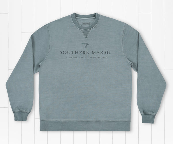 Seawash Sweatshirt In flight - Burnt Sage