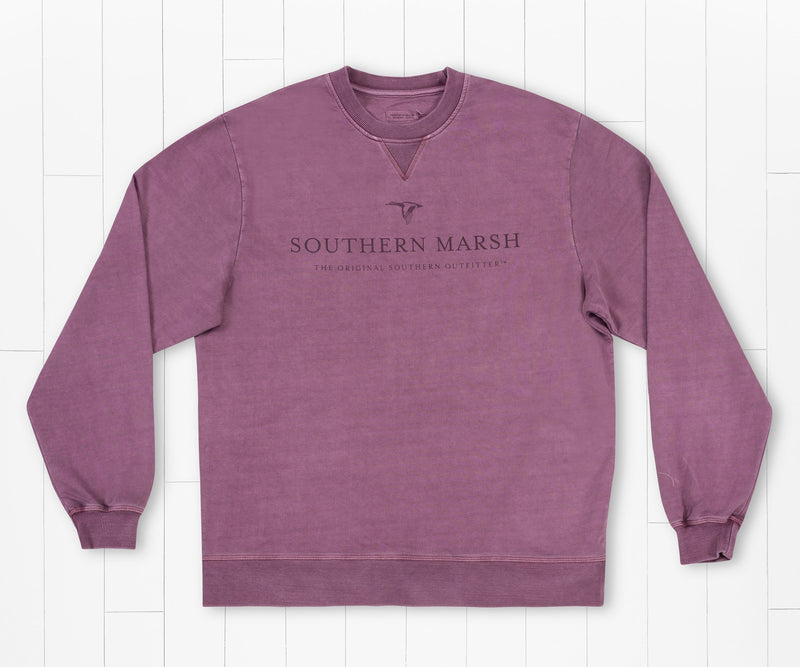 Seawash Sweatshirt In flight - Iris