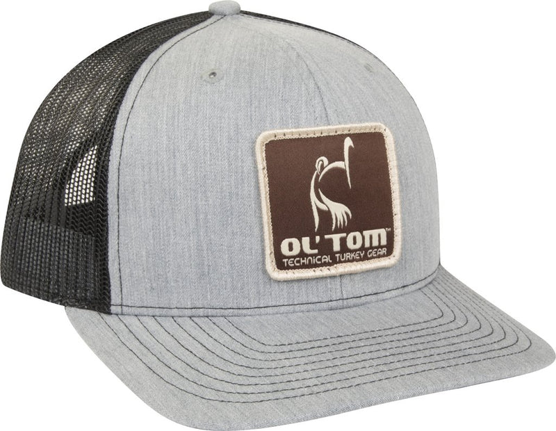 Ol'Tom Hat Gray/Black