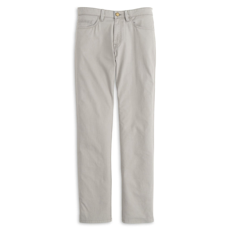 Stretch 5-Pocket Pant - Spring Gray