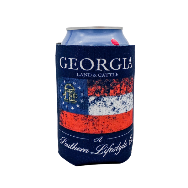 Georgia Proud Koozie