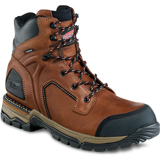Irish Setter 6-Inch Waterproof Safety Toe Boot Flexforce