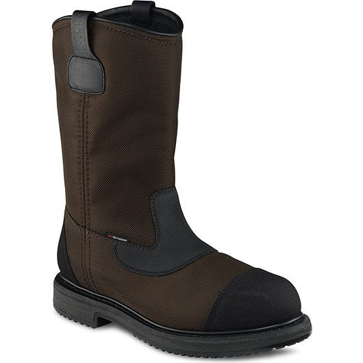 "Irish Setter Maxbond Men's 12"" Waterproof Safety Toe Pull-On Boot"
