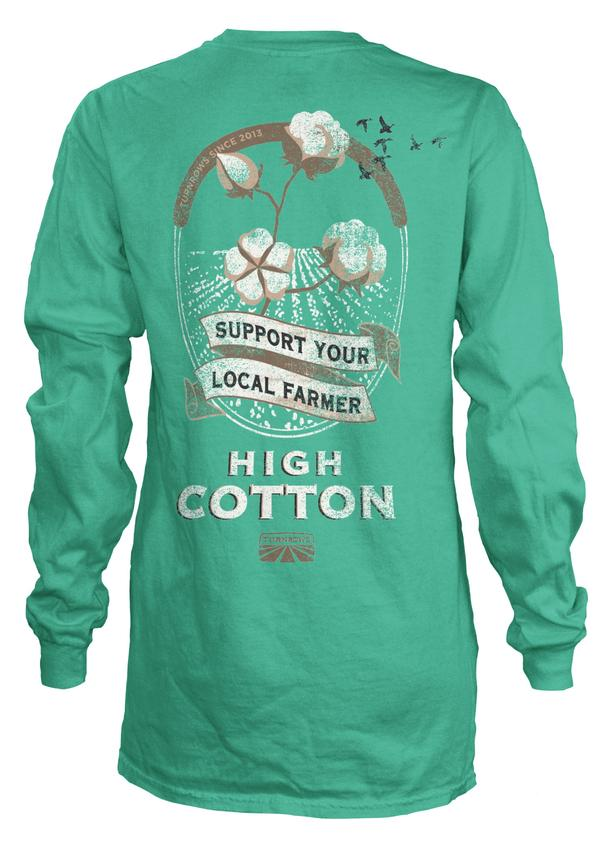 High Cotton Seafoam