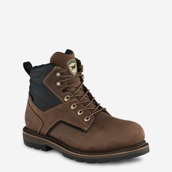 "Ramsey 2.0 Men's 6"" Waterproof Leather Soft Toe Boot"