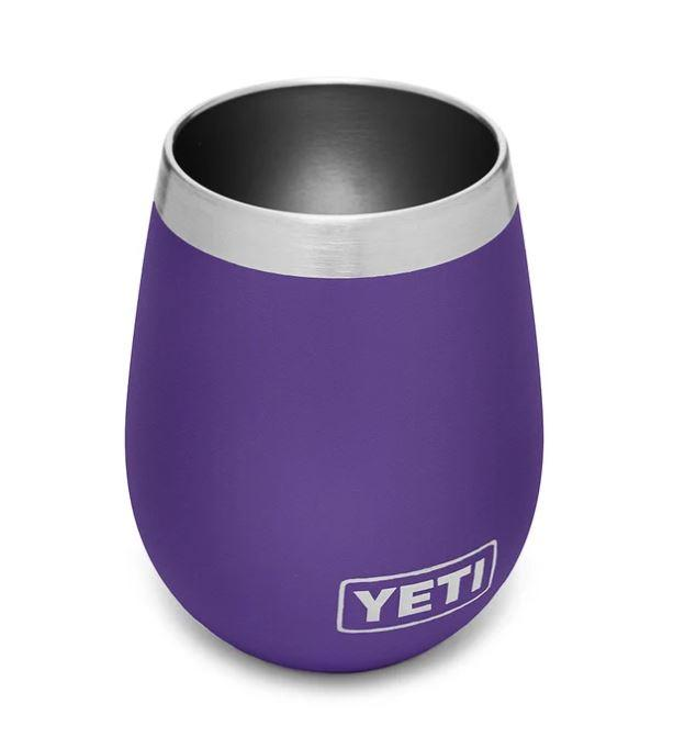 Rambler 10 oz Wine Tumbler - Peak Purple