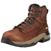 Ariat MasterGrip 6 Inch Waterproof Composite Toe Work Boot