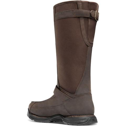 "Danner Sharptail Snake Boot 17"" Brown"