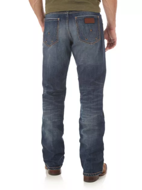 Wrangler Retro Relaxed Fit Boot Cut Jean - JH Wash