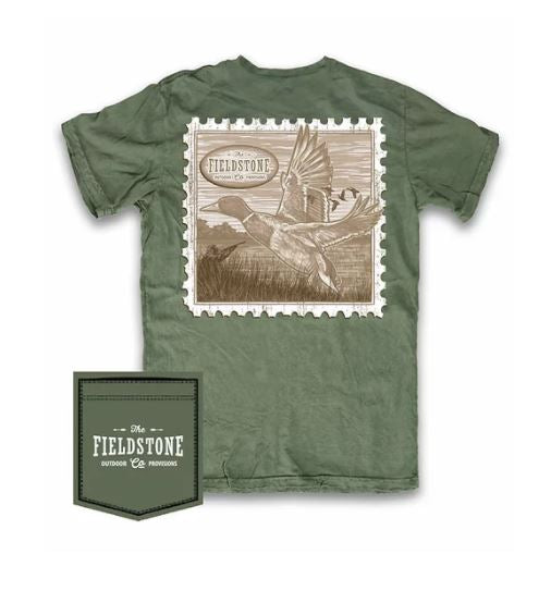 Fieldstone Stamp