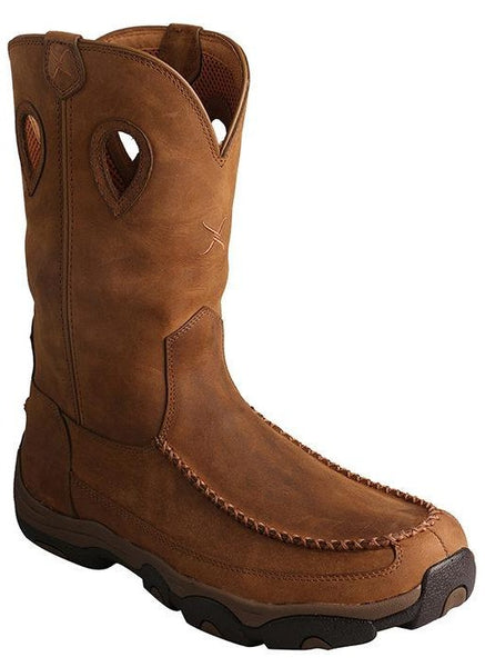 Composite Toe Pull-On Hiker Boot - 11