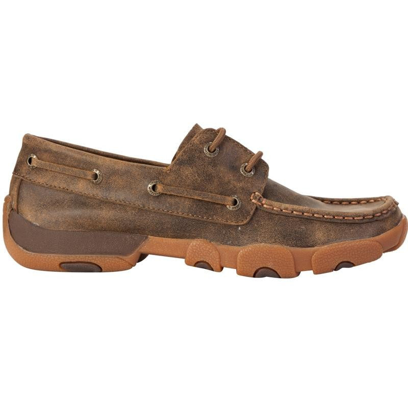 Women's Casual Deck Bomber Boat Shoes