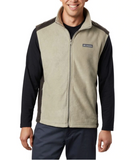 Men's Steens Mountain Fleece Vest - Tusk/Buffalo
