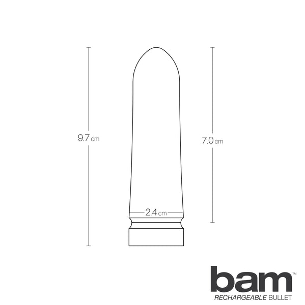 VeDO- BAM Rechargeable Bullet - Love on This