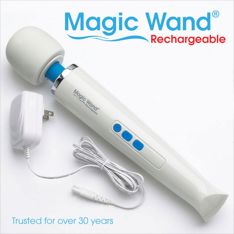 Magic Wand- Rechargeable - Love on This