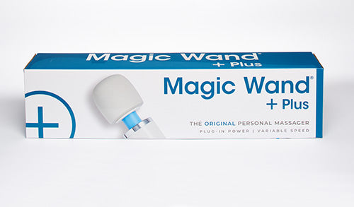 Magic Wand- +PLUS - Love on This