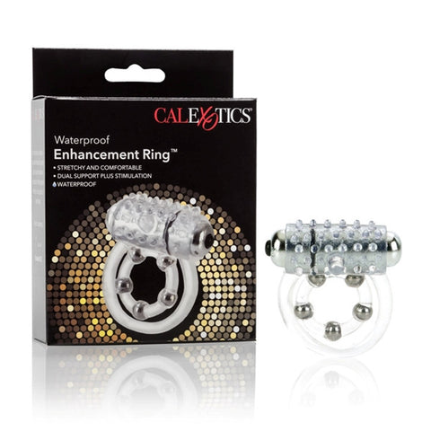 Waterproof Maximus ® Enhancement Ring™- 5 Stroker Beads - Love on This
