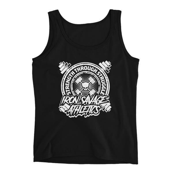 Strength Through Struggle Ladies Tank