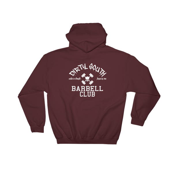 DIRTY SOUTH BARBELL CLUB HOODIE