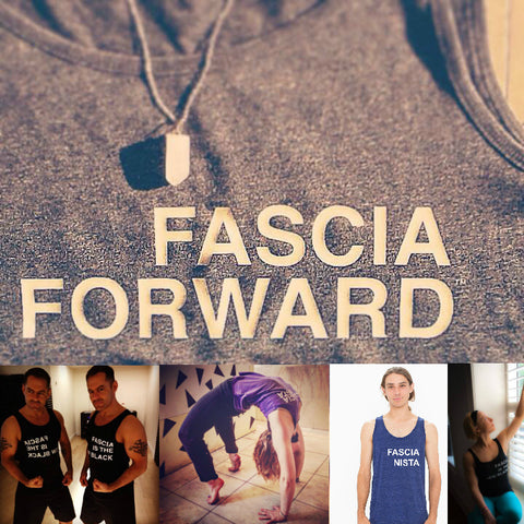 FASCIA FORWARD yoga clothes