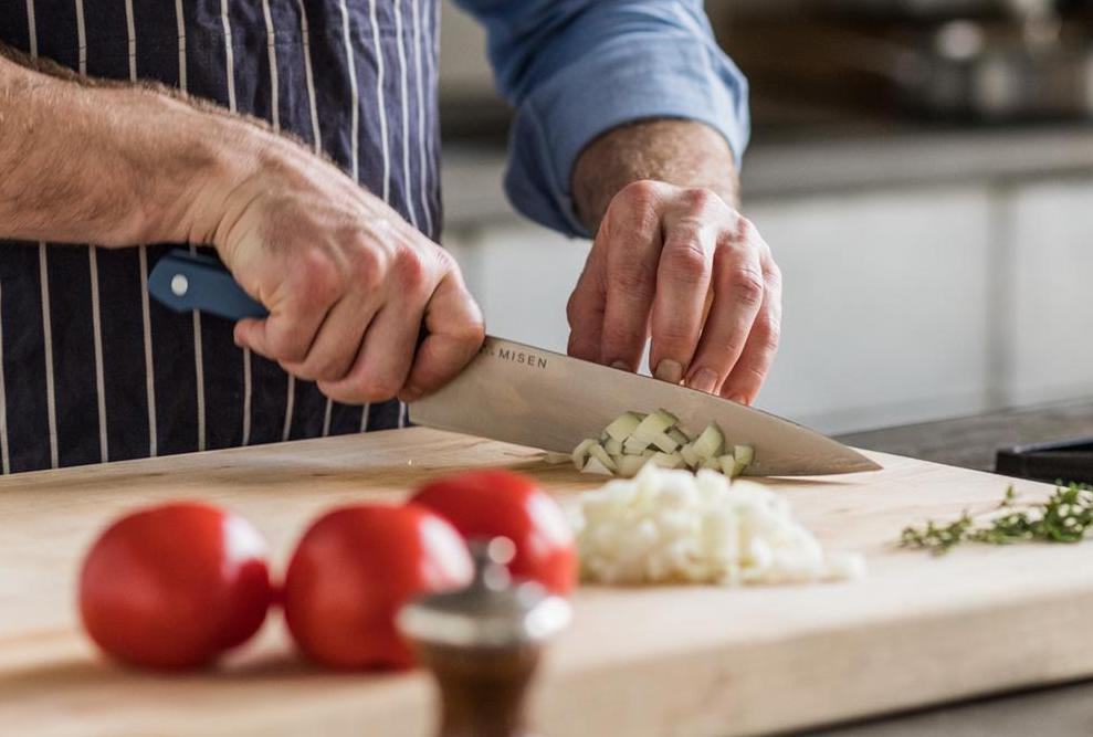 Chopped vs. Diced: A Look at 2 Commonly Confused Knife Cuts