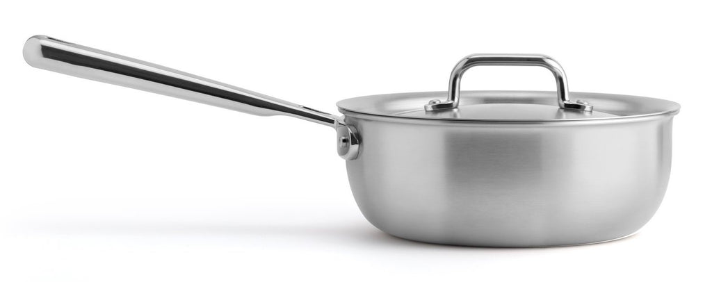 What is a saucepan: the Misen 3-quart saucier