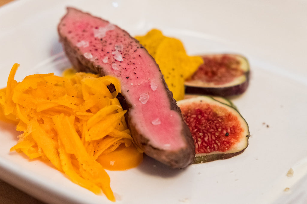 How to cook with stainless steel: seared duck breast