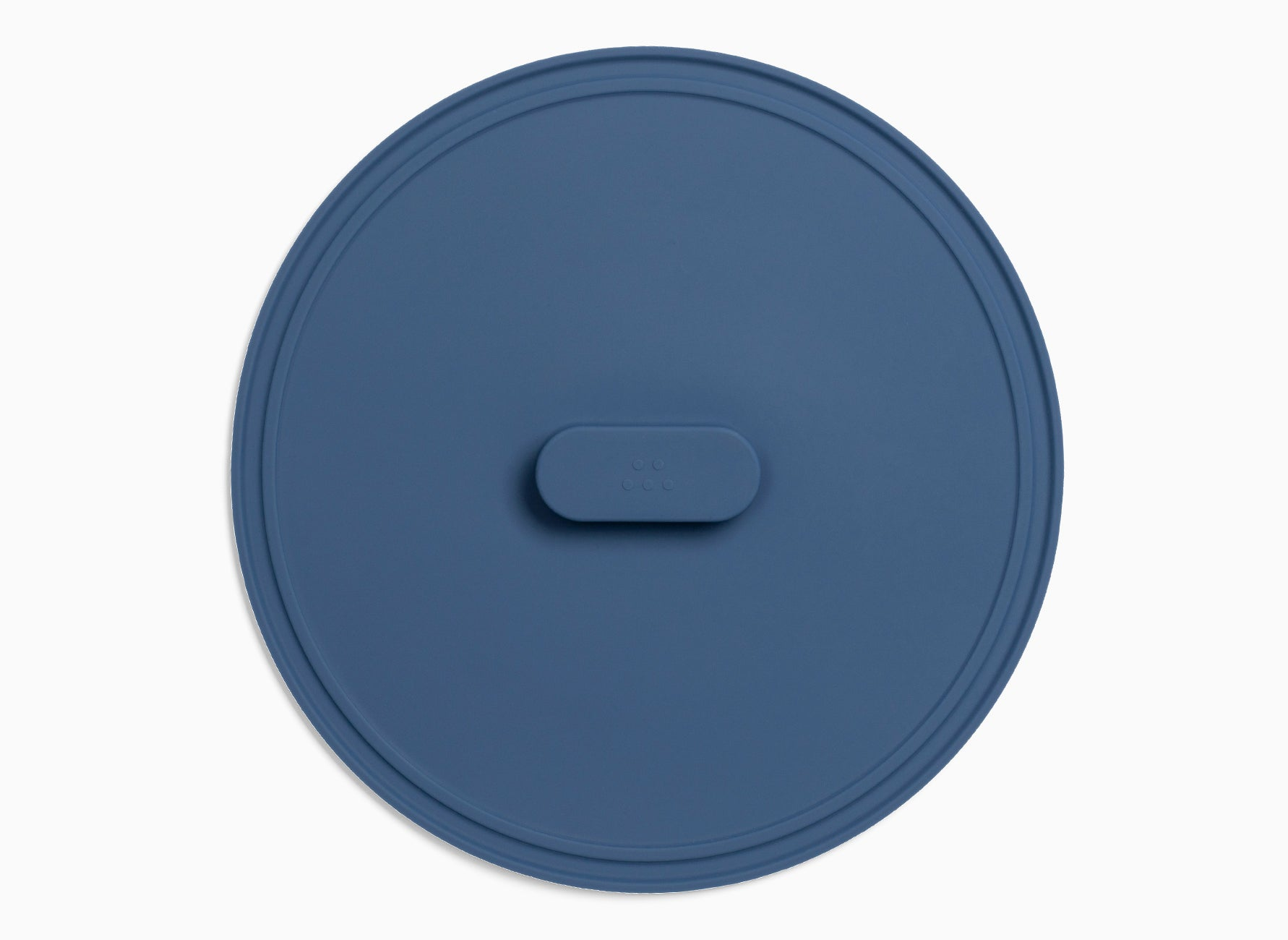 Misen universal lid in blue