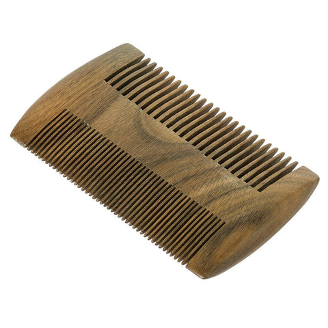 Amerta® Handcrafted Pure Sandalwood Beard Comb