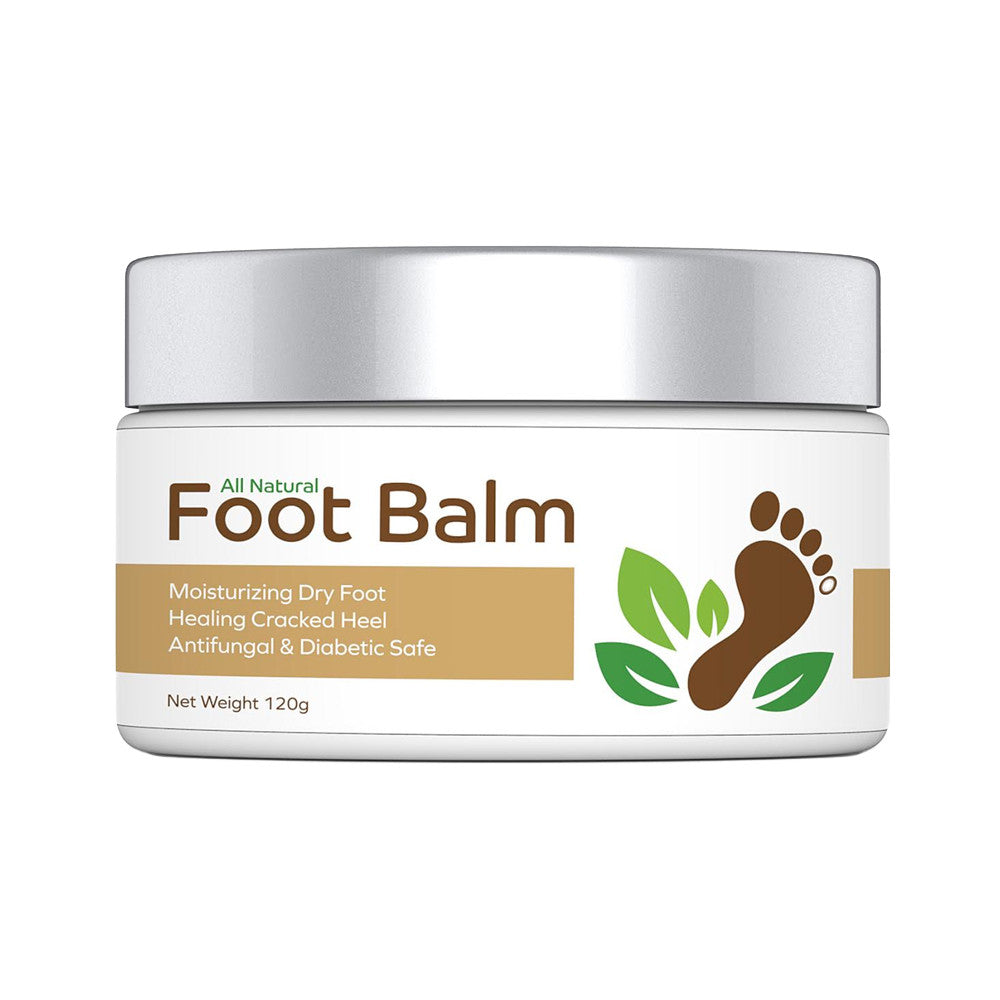 Amerta® All Natural Foot Balm for Dry, Cracked Skin